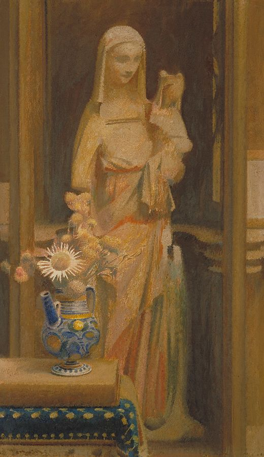 Vierge gothique