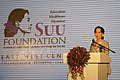 Aung San Suu Kyi at the Suu Foundation Launch (13037371533).jpg