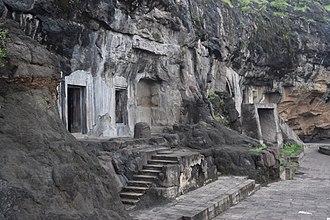 Aurangabad Caves - Image: Aurangabad Caves Pespective