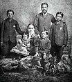 Aurobindo.family.jpg