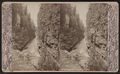 Ausable Chasm. The Boat Ride, by G. W. Baldwin.png