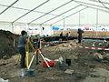 Ausgrabung Harburger-Schloßstraße Einmessung.jpg