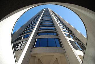Harry Seidler - Australia Square, Sydney, 1961–67