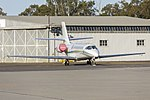 Australian Corporate Jet Centres (VH-EXQ) Cessna 680 Citation Sovereign at Wagga Wagga Airport.jpg