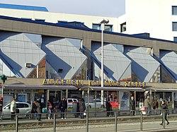 Autobusni Kolodvor Zagreb Wikipedija