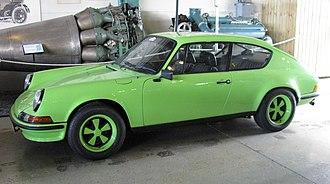 Porsche 911 (classic) - Porsche 911 B17 concept.