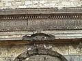 Auxerre (89) - Mur oriental de la chapelle Notre-Dame-des-Vertus. Cathédrale Saint-Étienne. Détail 03.JPG