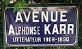 Avenue Alphonse Karr - Saint-Maur-des-Fossés - 2.JPG