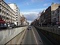 Avenue Edouard Vaillant passant sous la place Marcel Sembat - Patrick Nouhailler - panoramio.jpg