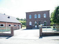 Avesne-en-Val, Seine-Maritime, France, école (2).JPG