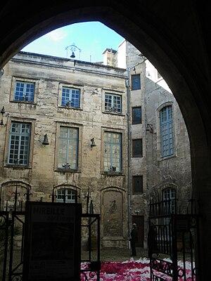 Jeanne de Flandreysy - Palais du Roure.