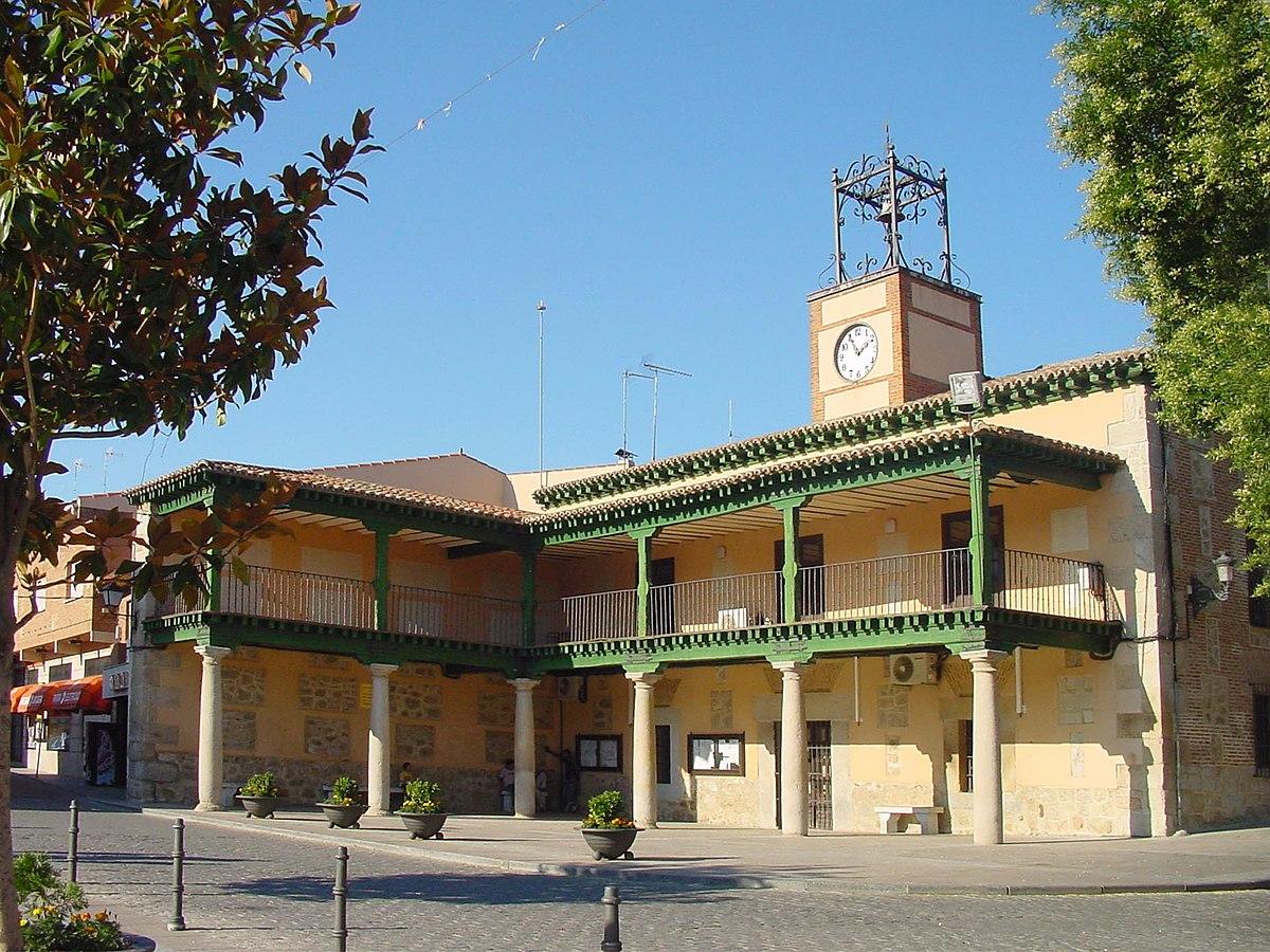 Villa del prado wikipedia la enciclopedia libre for Codigo postal del barrio de salamanca en madrid