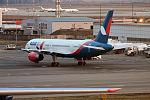 Azur Air, VP-BLT, Boeing 757-28A (26582626965).jpg