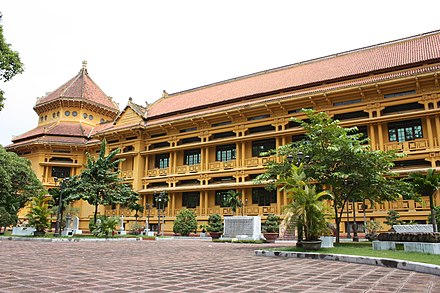 Musée Louis Finot