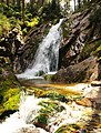 Bílý vodopád v oblasti Bílá strž.jpg