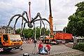 Bürkliplatz - Demontage 'Maman' 2011-07-28 20-09-26.jpg