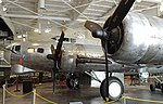 B-17 at Mighty 8th Air Force Museum, Pooler, GA, US.jpg