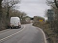 B3193 approaching Southacre Crossing - geograph.org.uk - 1740222.jpg