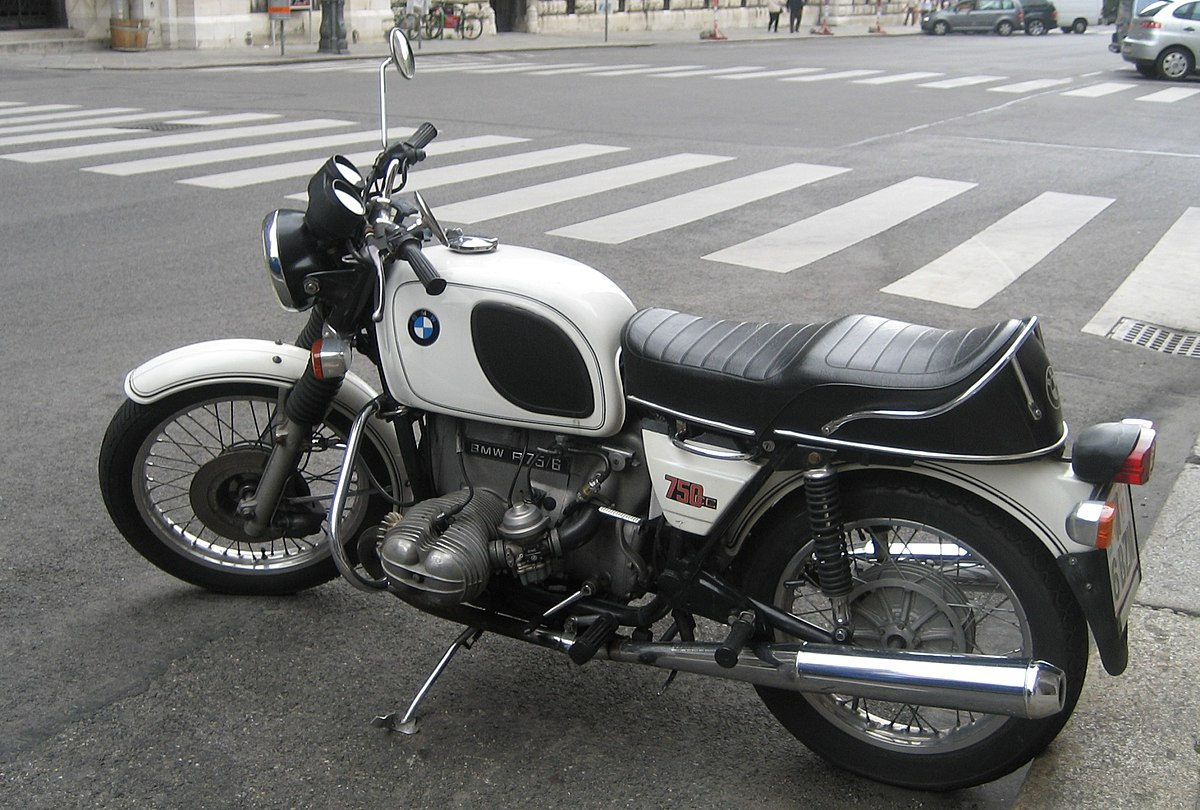 BMW /6 motorcycles - Wikipedia