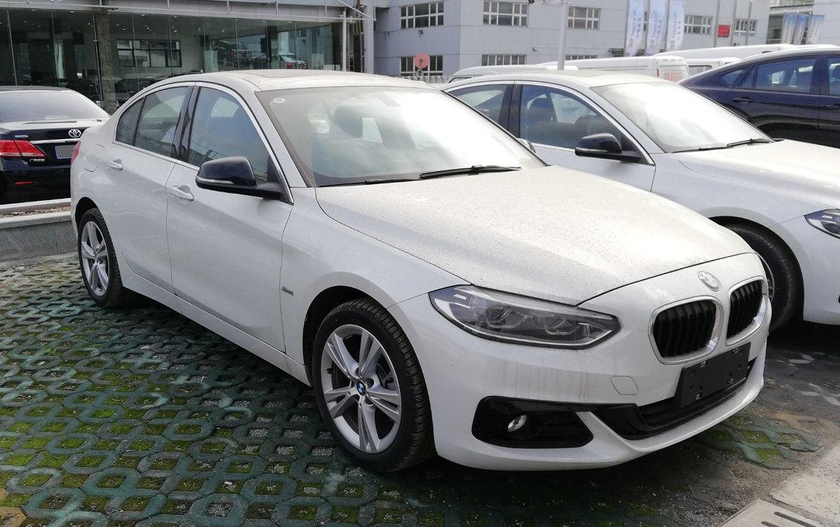 Bmw 4 Series >> BMW F52 – Wikipedia