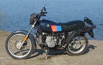 BMW GS - BMW R80G/S
