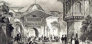 Ottoman Tunisia - The Sublime Porte in Ottoman times.