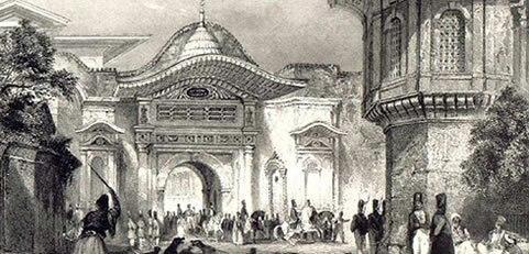 השער הנשגב בתקופת האימפריה העות'מאנית