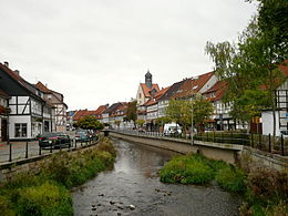 Bad Salzdetfurth – Veduta