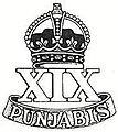 Badge of 19th Punjabi.jpg