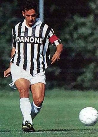 Roberto Baggio - Baggio with Juventus