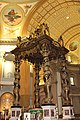 Baldachin of the Cathedral Basilica of Mary, Queen of the World in Montreal, Quebec, Canada.jpg