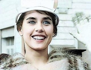 Vera Tschechowa German actress