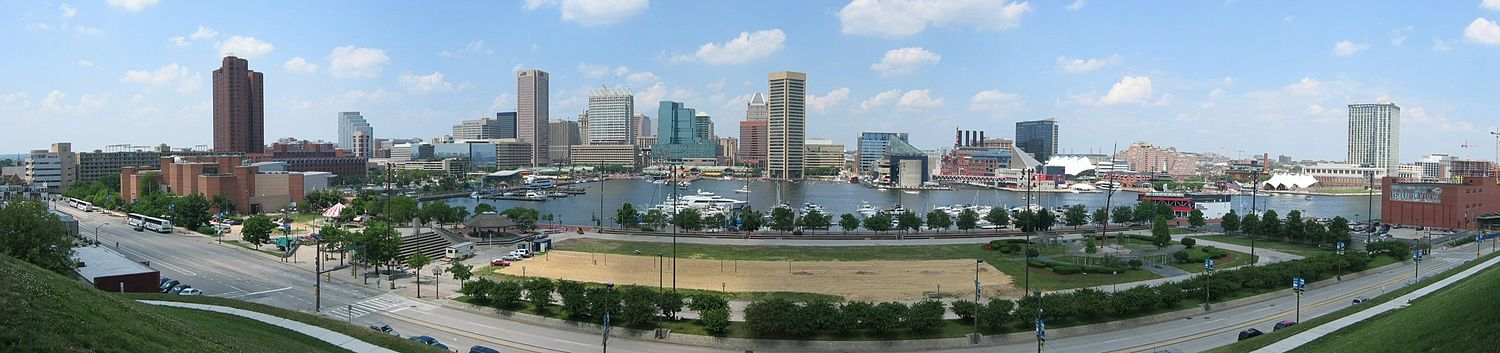La interna haveno de Baltimore