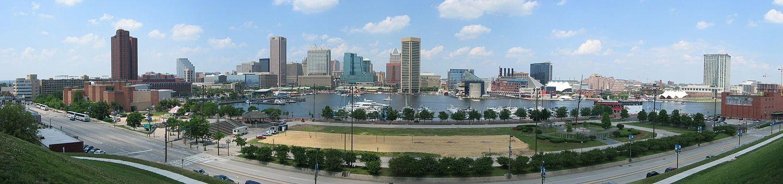 La interna haveno de Baltimore