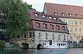 Bamberg, Am Kranen 1, Regnitzseite von Westen-001.jpg