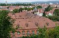 Bamberg, Untere Sandstraße 32, Dachlandschaft, vom Michaelsberg-002.jpg
