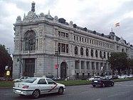 Bank of Spain headquarters