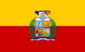 Bandera San Lorenzo con escudo regional.png