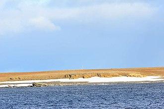 Novaya Zemlya - Image: Barents Bucht 1 2014 09 03