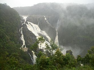 Kuranda, Queensland - Barron Falls, 2012
