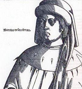 Bartolus, de Saxoferrato