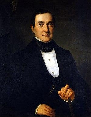 Bartolomeo Merelli - Impresario Bartolomeo Merelli