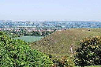 Barton Hills, Bedfordshire - Image: Barton Hills geograph.org.uk 1337651