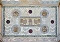 Basilica San Marco 12 agnelli Facciata nord a Venezia.jpg