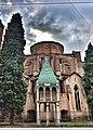 Basilica di San Francesco in una giornata uggiosa di fine Estate.jpg