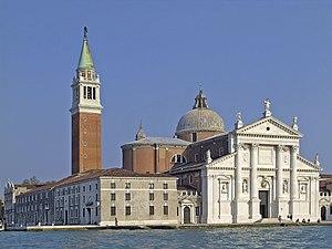 San Giorgio Maggiore (church), Venice - Church of San Giorgio Maggiore