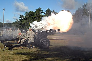 119th Field Artillery Regiment Parent Field Artillery Regiment of the United States Army Regimental System (USARS) in the Michigan Army National Guard