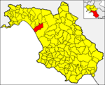 Locatio Baptipaleae in provincia Salernitana
