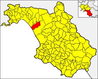 Battipaglia - Image: Battipaglia pos SA