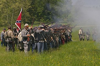 The Life and Times of a Civil War Reenactor